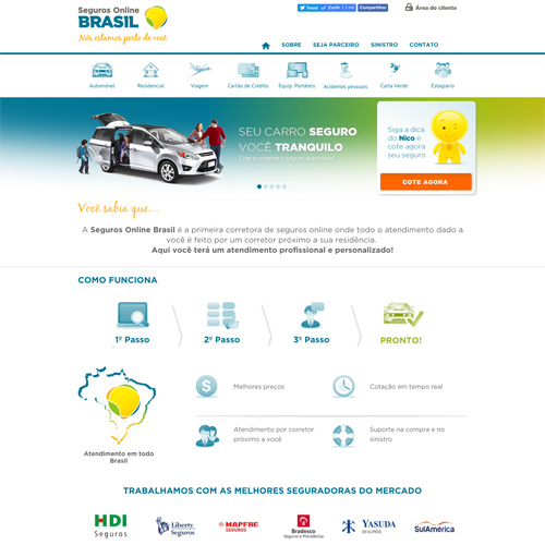 Seguros Online Brasil