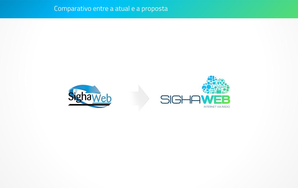SighaWeb - Internet Via Rádio