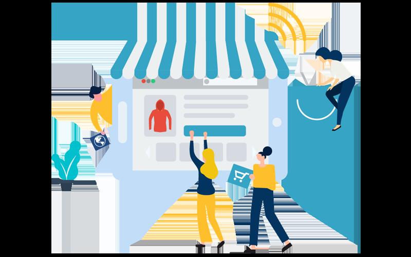 Consultoria de design para e-commerce